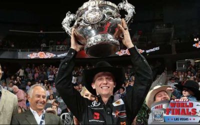 Three Gates team attends Professional Bull Riders Final Event