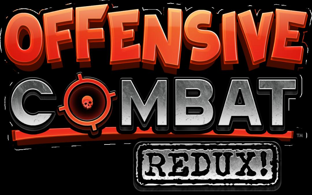 Offensive Combat Redux! lanseras på Steam i sommar