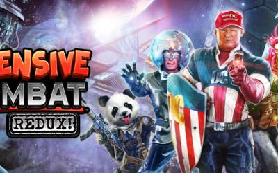 Offensive Combat: Redux! första DLC-uppdatering på Steam  och Humble Store