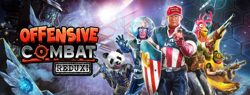 Offensive Combat: Redux! lanseras på Steam den 18:e augusti i Europa och Nordamerika