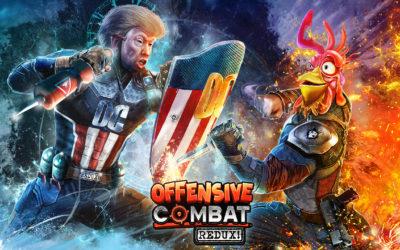 Three Gates presenterar uppdateringsplan för Offensive Combat: Redux!