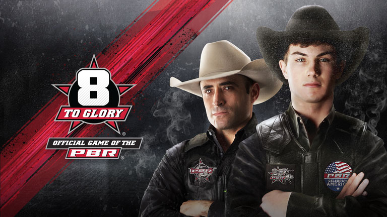Professional Bull Riders spel 8 to Glory lanseras för PlayStation and Xbox