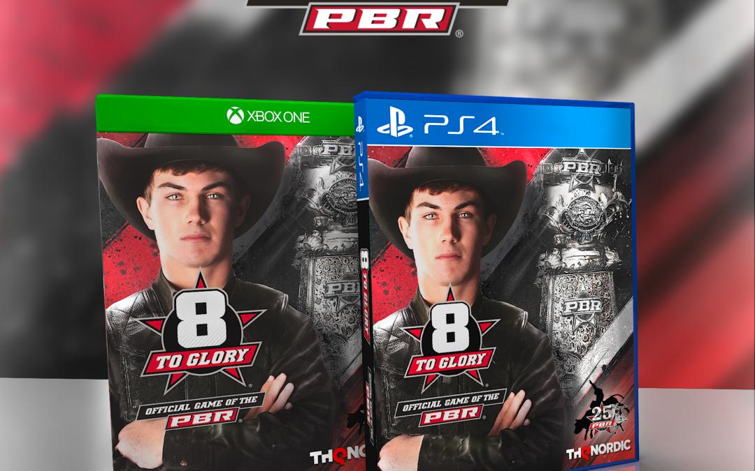 8 to Glory, The Official Game of the PBR, finns nu tillgängligt på Walmart, Gamestop och i andra butiker