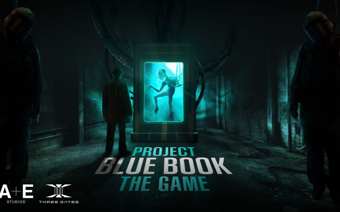 Three Gates mjuklanserar Project Blue Book i Storbritannien