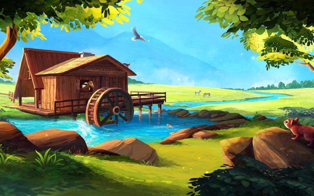Tivola och Three Gates meddelar en förhandsvisning avAnimal Worldsom är ett nytt story-universum inom portföljen av Pet-spel
