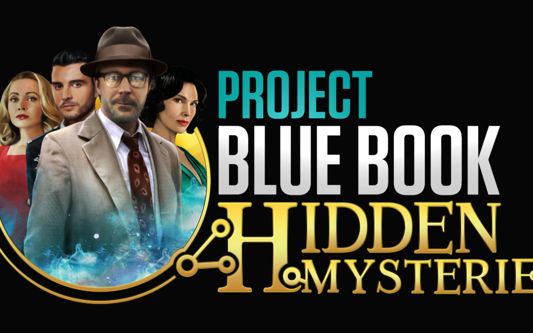 Project Blue Book: Hidden Mysteries lanseras i Nordamerika