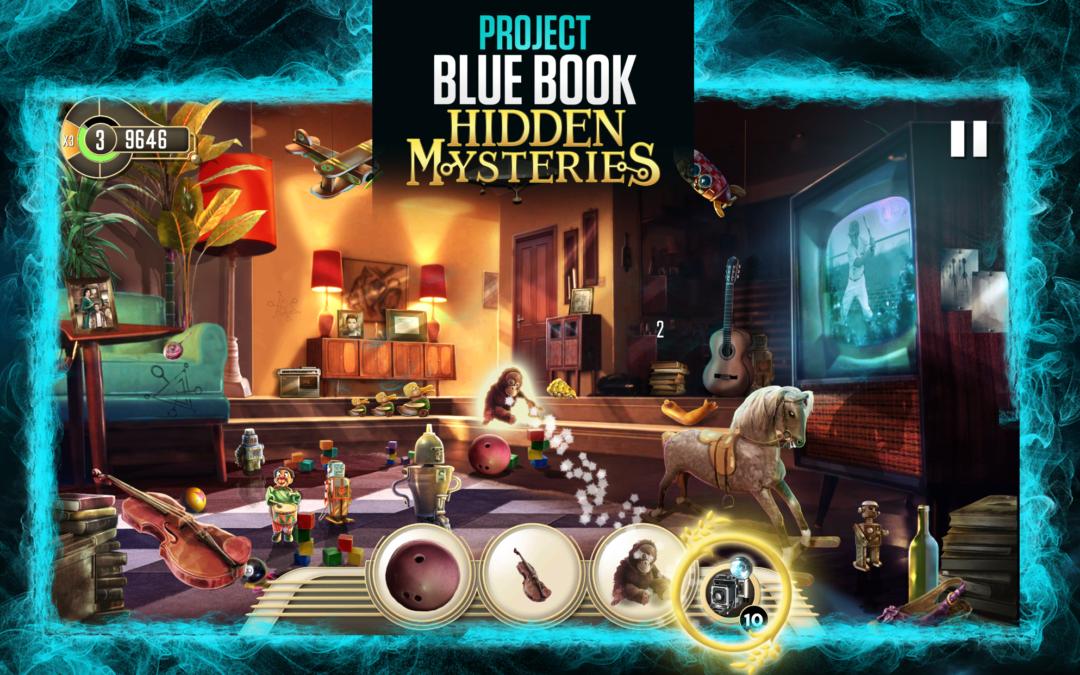 Project Blue Book: Hidden Mysteries, Hints & Clues