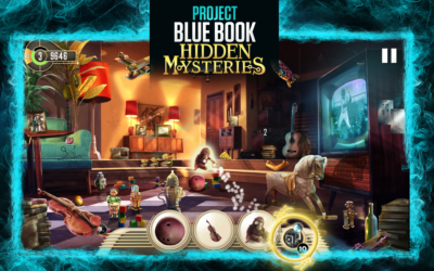 Project Blue Book: Hidden Mysteries, Hints & Clues
